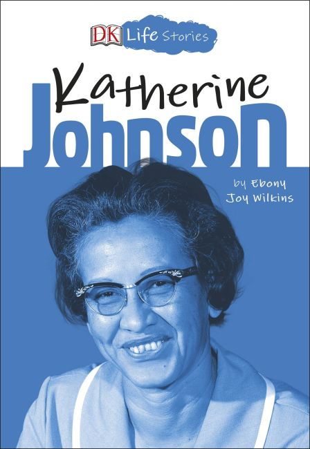 eBook cover of DK Life Stories Katherine Johnson