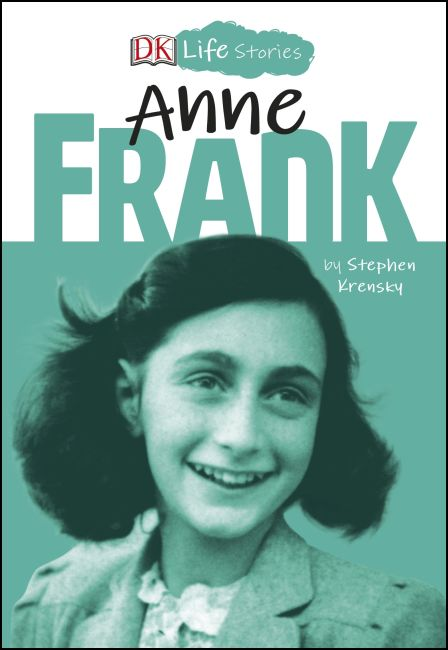 eBook cover of DK Life Stories Anne Frank