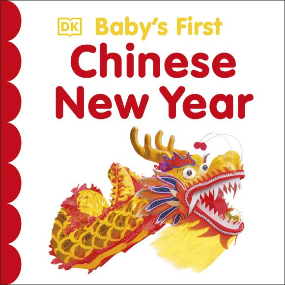 eBook cover of Baby's First Chinese New Year