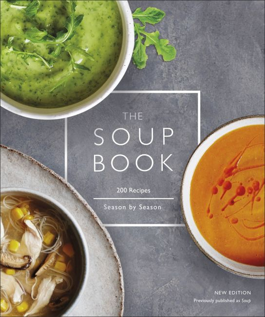 Paperback cover of The Soup Book