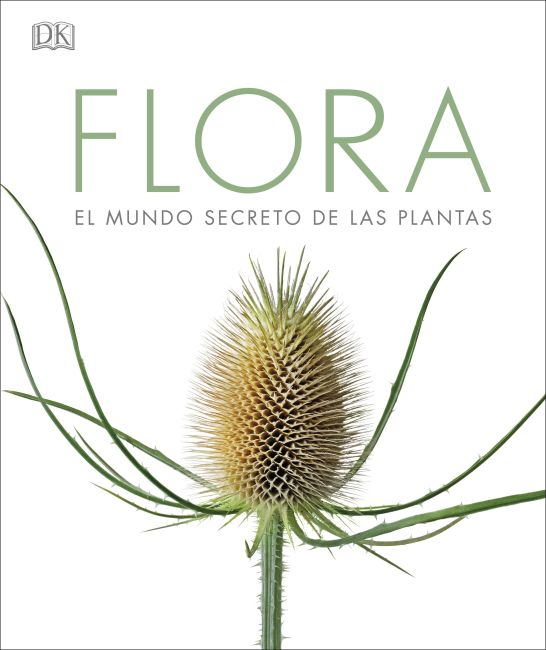 Hardback cover of Flora (Spanish Language Edition)