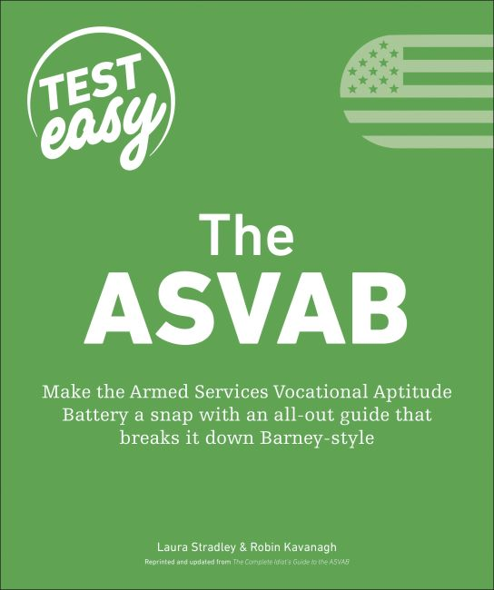 eBook cover of The ASVAB