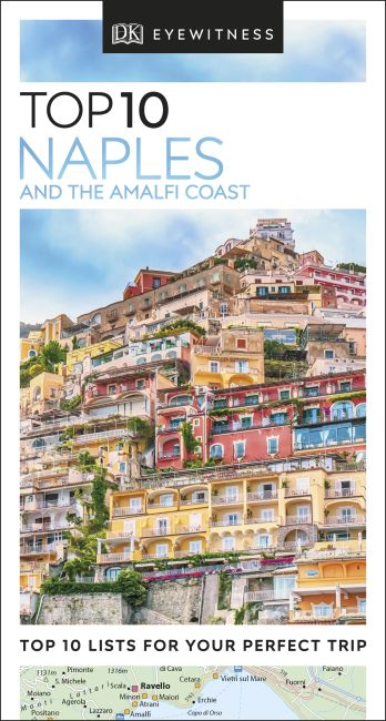 eBook cover of DK Eyewitness Top 10 Naples and the Amalfi Coast