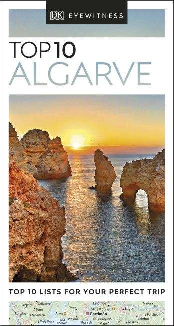eBook cover of DK Eyewitness Top 10 Algarve