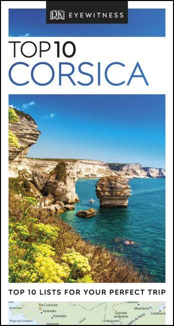 eBook cover of DK Eyewitness Top 10 Corsica