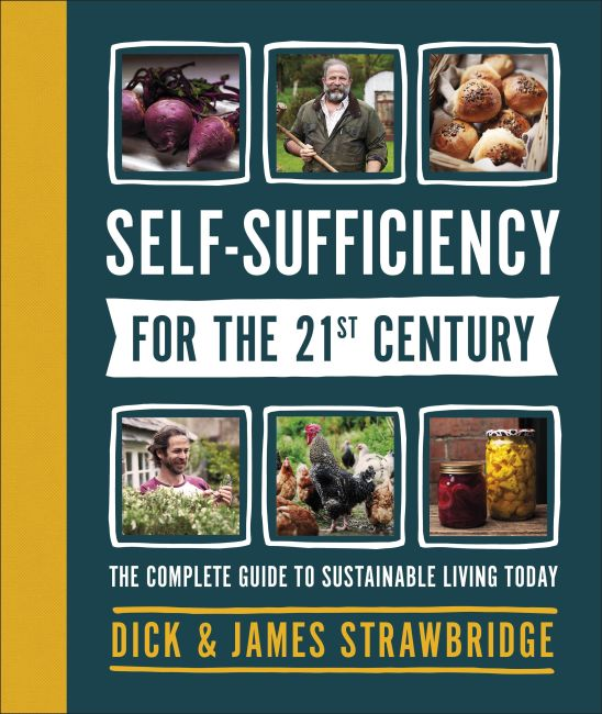 Hardback cover of Self-Sufficiency for the 21st Century