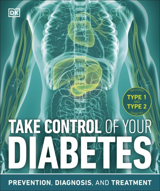 Flexibound cover of Take Control of Your Diabetes