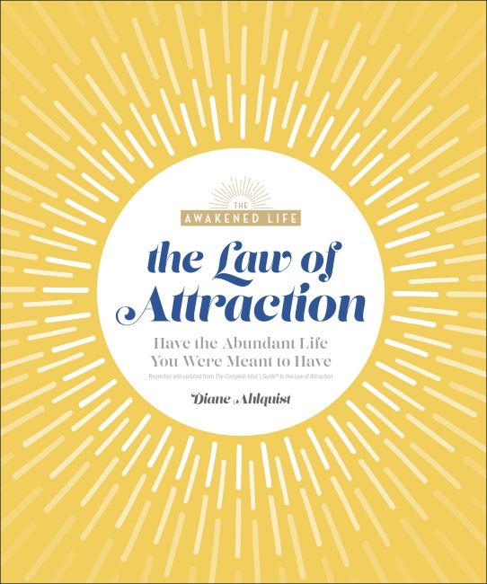 Paperback cover of The Law of Attraction