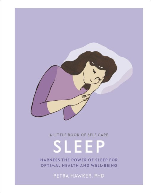 Hardback cover of Sleep