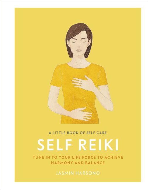 Hardback cover of Self Reiki