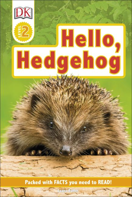Hardback cover of Hello Hedgehog