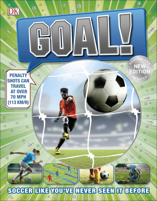 Paperback cover of Goal!