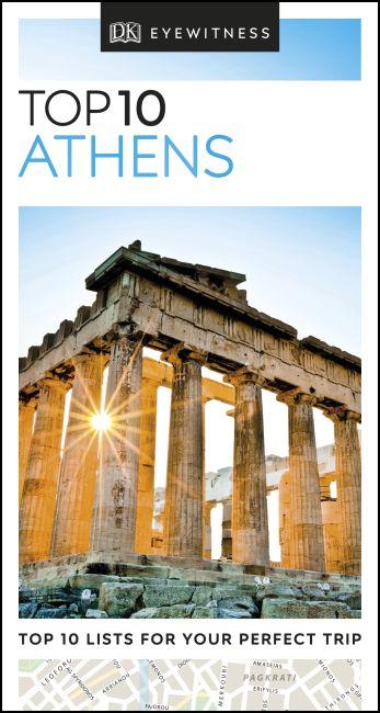 eBook cover of DK Eyewitness Top 10 Athens