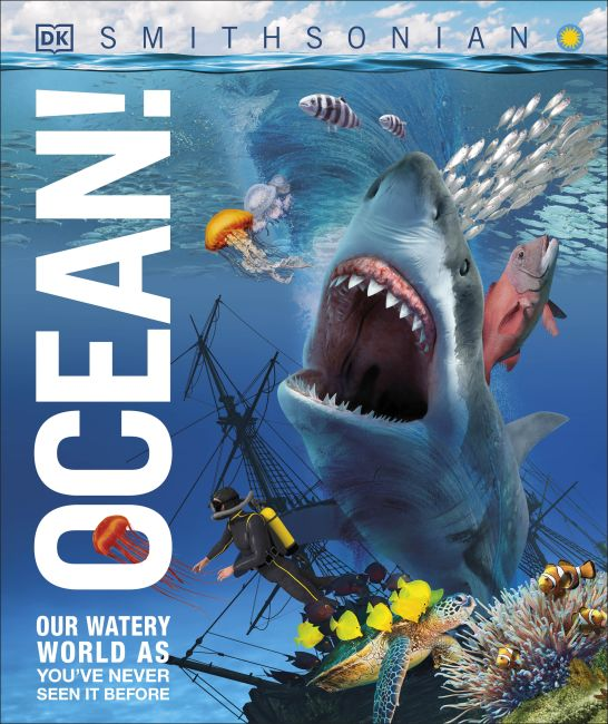 Hardback cover of Ocean!