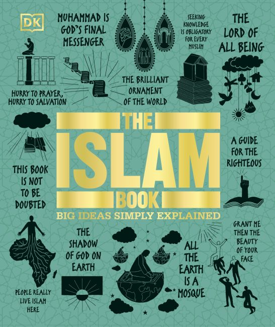 Hardback cover of The Islam Book