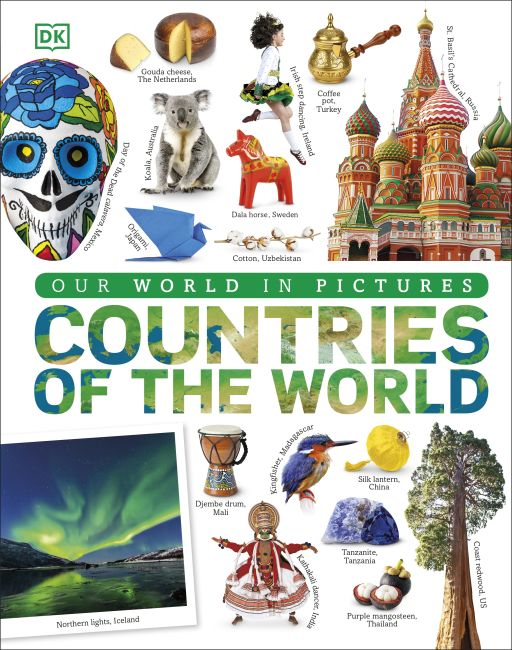 Hardback cover of Countries of the World