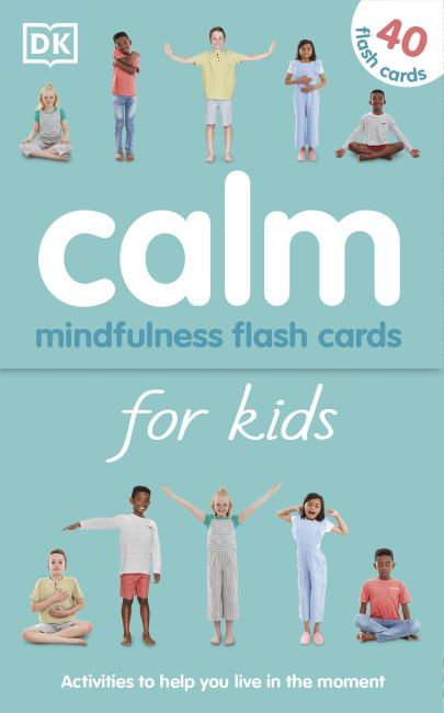 Cards cover of Calm - Mindfulness Flash Cards for Kids
