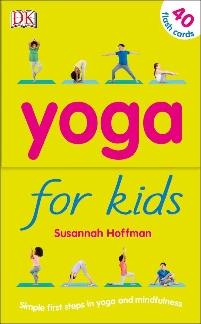 Paperback cover of Yoga For Kids
