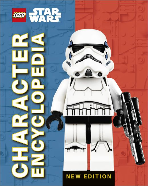 Hardback cover of LEGO Star Wars Character Encyclopedia New Edition  (Library Edition)