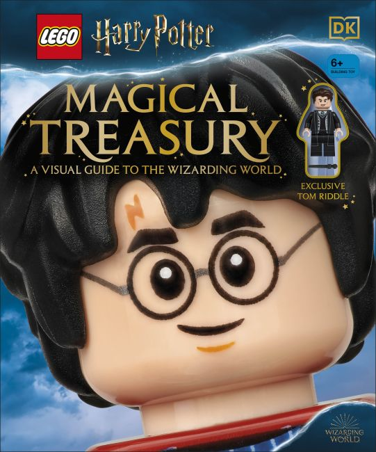 Hardback cover of LEGO® Harry Potter  Magical Treasury