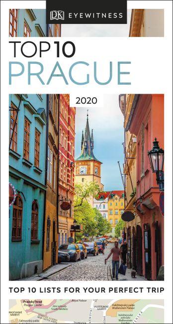 eBook cover of DK Eyewitness Top 10 Prague
