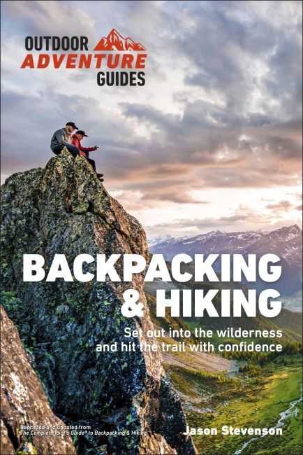 Paperback cover of Backpacking & Hiking