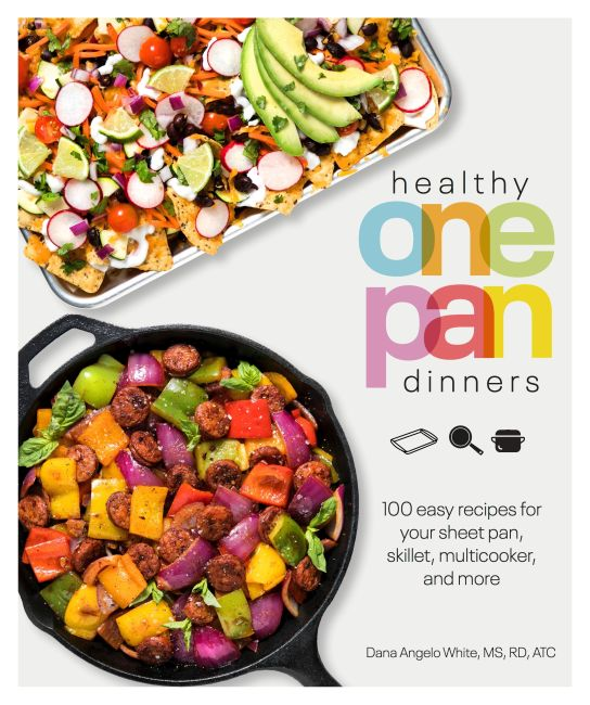 Paperback cover of Healthy One Pan Dinners
