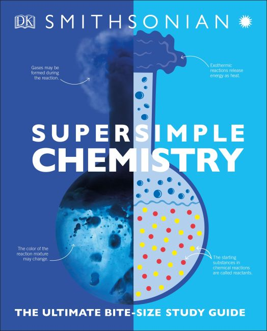 Paperback cover of SuperSimple Chemistry