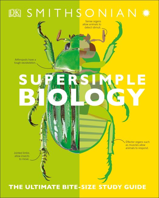 Paperback cover of Super Simple Biology