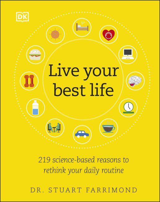 Hardback cover of Live Your Best Life
