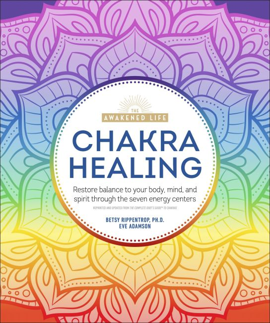Paperback cover of Chakra Healing
