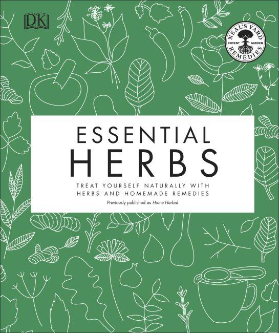 Hardback cover of Essential Herbs