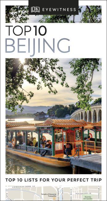 eBook cover of DK Eyewitness Top 10 Beijing