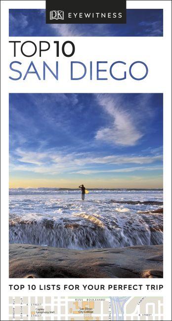 eBook cover of DK Eyewitness Top 10 San Diego