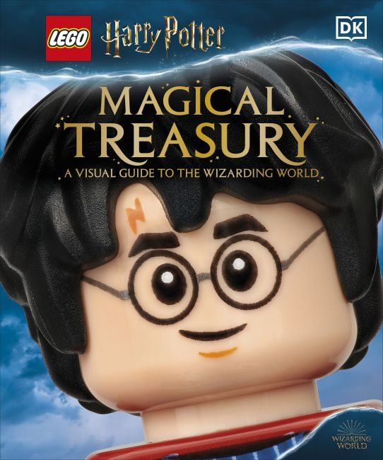Hardback cover of LEGO® Harry Potter  Magical Treasury