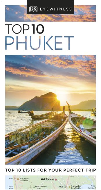 eBook cover of DK Eyewitness Top 10 Phuket