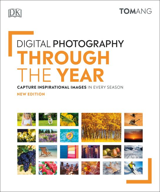 Paperback cover of Digital Photography Through the Year