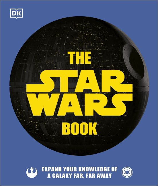 Hardback cover of The Star Wars Book