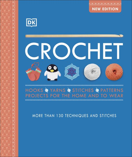 Hardback cover of Crochet