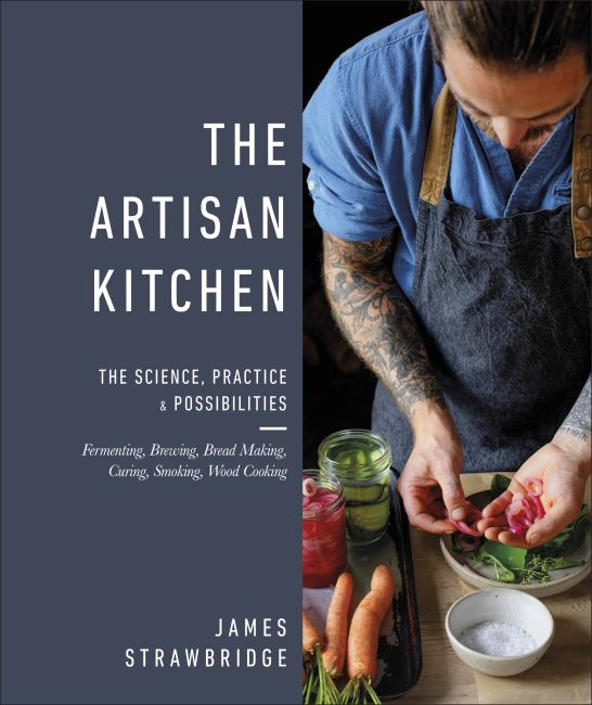Hardback cover of The Artisan Kitchen