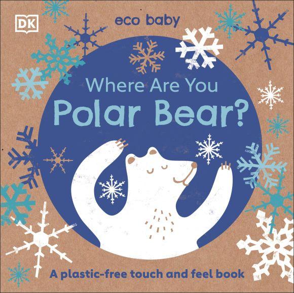 Board book cover of Where Are You Polar Bear?