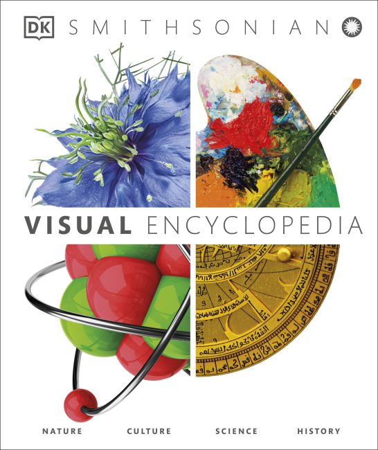 Hardback cover of Visual Encyclopedia