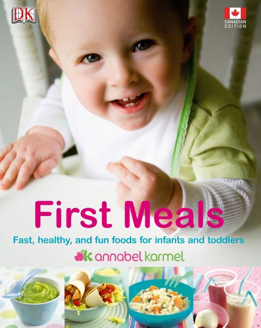 Hardback cover of First Meals Revised
