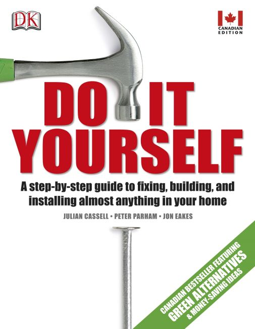 Hardback cover of Do It Yourself