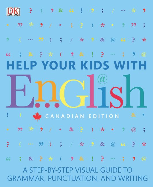 Hardback cover of Help Your Kids with English