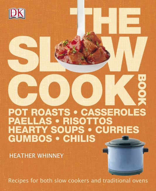 Paperback cover of The Slow Cook Book