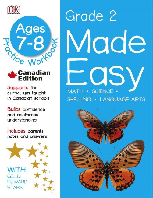 Paperback cover of Made Easy Grade 2