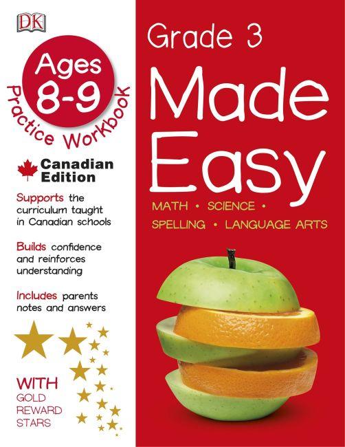 Paperback cover of Made Easy Grade 3