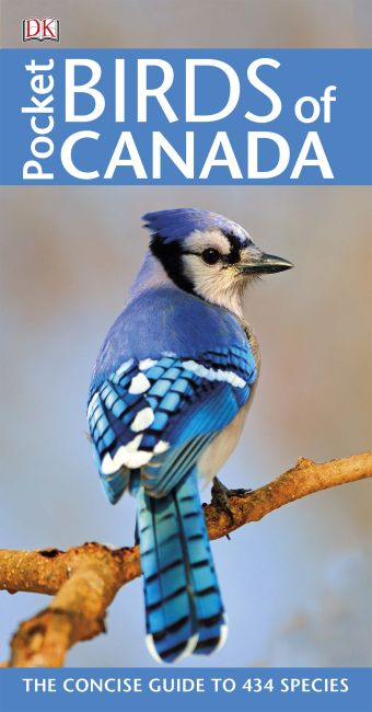 Paperback cover of Pocket Birds of Canada