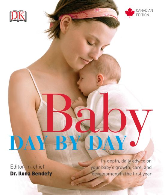 Hardback cover of Baby Day by Day